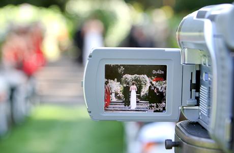 cameraman filmare nunta